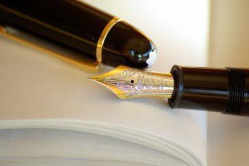 Waarom je beter met een vulpen kan blijven schrijven