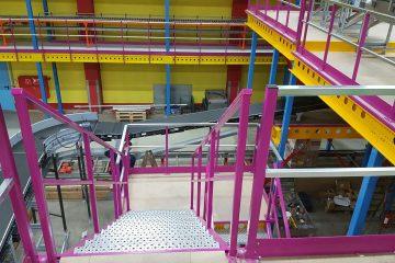 Ruimteproblemen oplossen met een mezzanine vloer