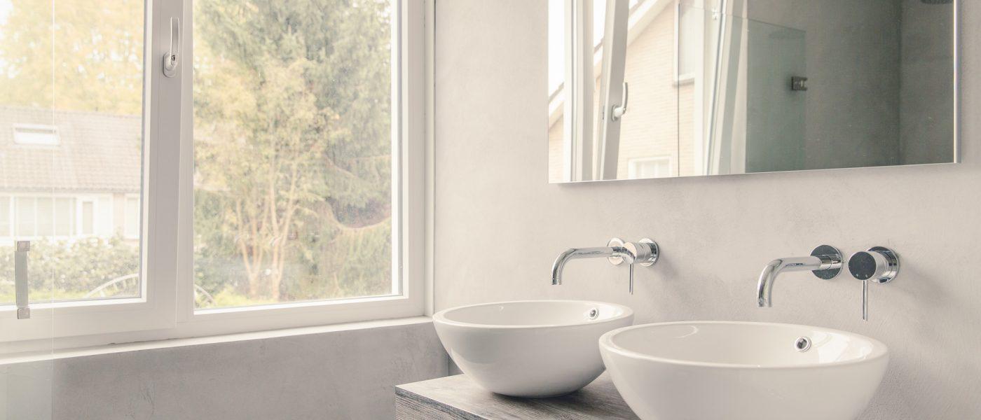 Zelf je badkamer opfrissen