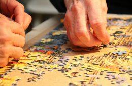 puzzelen ouderen